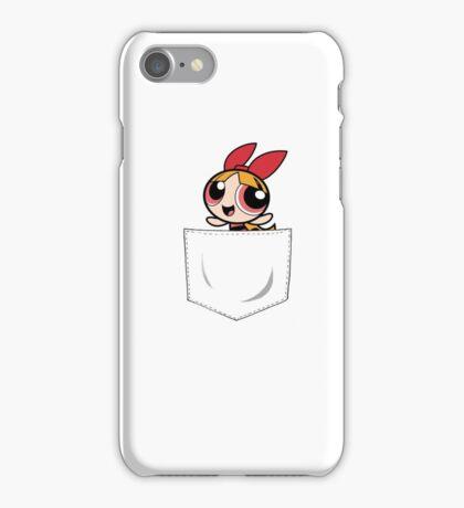 Powerpuff Girls Blossom Pocket iPhone Case/Skin