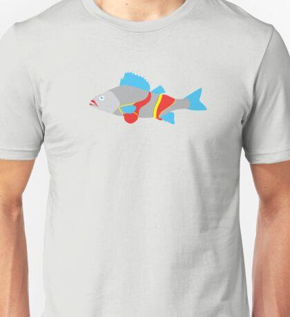 fish underwear Unisex T-Shirt