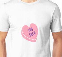 You Suck - Bitter Candy Unisex T-Shirt