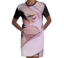 Kiss - Blood Bank  Graphic T-Shirt Dress