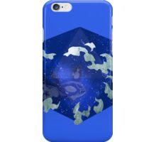Alpha Sapphire iPhone Case/Skin