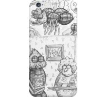 chapter 4: page 2 iPhone Case/Skin