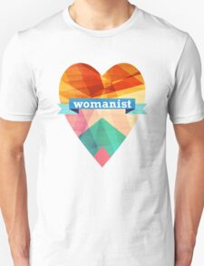Womanist Unisex T-Shirt