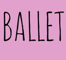 Ballet Love Sticker