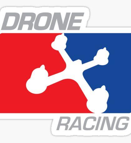 Drone Racing Sticker