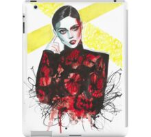 Ink  iPad Case/Skin