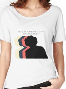 March for the Nasty Princess Women's Relaxed Fit T-Shirt