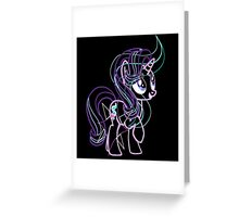 Starlight Glimmer and Cutie Mark Greeting Card