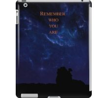 The Lion King inspired design. iPad Case/Skin