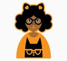 Girl 17 - Halloween Kitty Cat Unisex T-Shirt