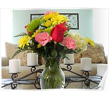 Special Bouquet - Mother's Day  ^ Poster