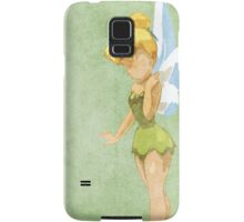 Peter Pan inspired design (Tinkerbell). Samsung Galaxy Case/Skin