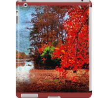 Shades of Reds iPad Case/Skin