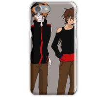Bengal and Zaryk iPhone Case/Skin