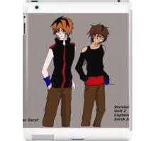 Bengal and Zaryk iPad Case/Skin