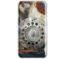 Metal Collage  iPhone Case/Skin