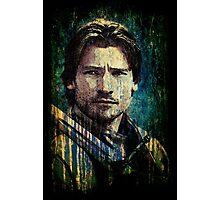 Jaime Lannister Photographic Print