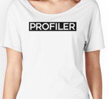 Profiler Women's Relaxed Fit T-Shirt