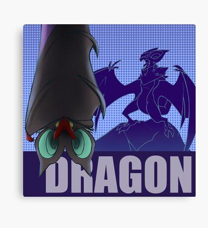 Noivern - Dragon Pokemon Canvas Print