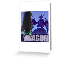 Noivern - Dragon Pokemon Greeting Card