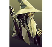 Gandalf Photographic Print