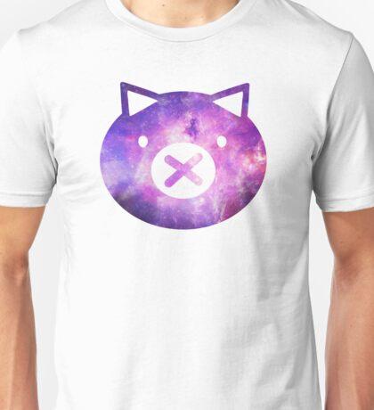 Whole Hog Logo - Galaxy Unisex T-Shirt