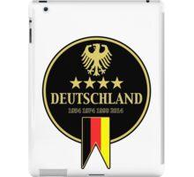 Deutschland Champions iPad Case/Skin