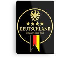 Deutschland Champions Metal Print