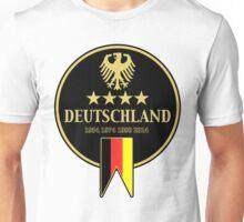 Deutschland Champions Unisex T-Shirt