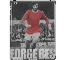 George Best  iPad Case/Skin