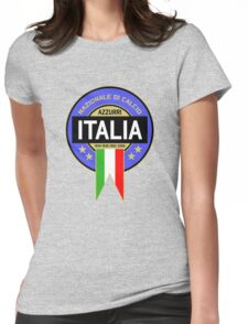 Italia Womens Fitted T-Shirt