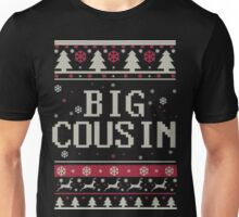 Big Cousin Ugly Christmas Big Cousin Tshirt Toddler Unisex T-Shirt