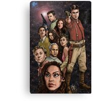 Firefly - All Hands on Deck Canvas Print