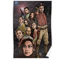 Firefly - All Hands on Deck Poster