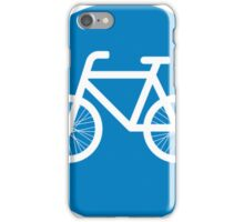 Race A Bicycle Bike Shirt Women Funny iPhone Case/Skin