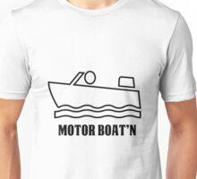Moto Boat'n Boat Shirt Funny Unisex T-Shirt