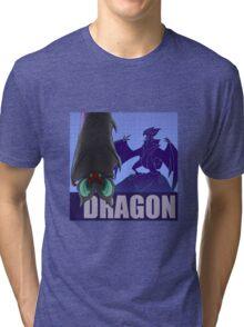 Noivern - Dragon Pokemon Tri-blend T-Shirt