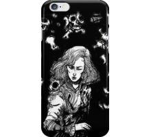 lazarus' violin iPhone Case/Skin