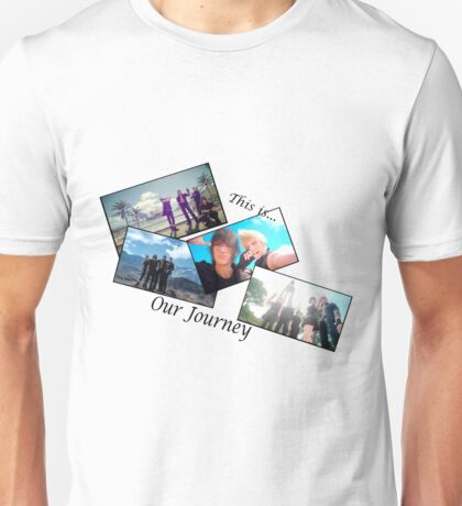 This is Our Journey - Final Fantasy XV Unisex T-Shirt