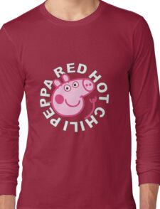 Red Hot Chili Peppa Long Sleeve T-Shirt