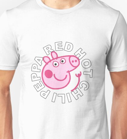 Red Hot Chili Peppa Unisex T-Shirt