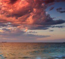 Reflective Cloud Sticker
