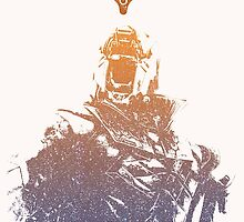 Destiny Warlock by Jasonschwarts