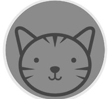 Greyscale - Cat by holidayonion