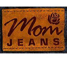 mom jeans  Photographic Print