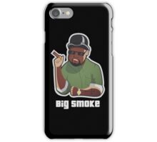 Big Smoke iPhone Case/Skin