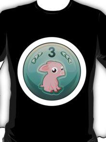 Glitch Achievement 3rd rate piggy hash slinger T-Shirt