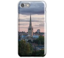Norwich City Skyline iPhone Case/Skin
