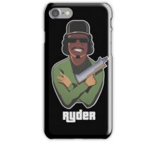 Ryder iPhone Case/Skin