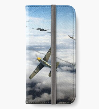 Thrust and Parry iPhone Wallet/Case/Skin
